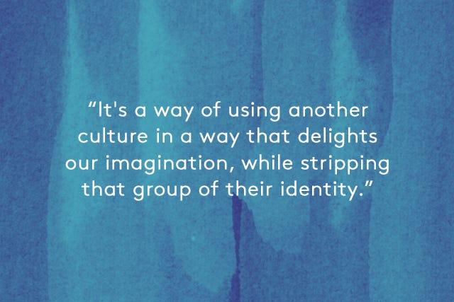 Cultural Appropriation In Fashion-Bindis, Dream Catcher