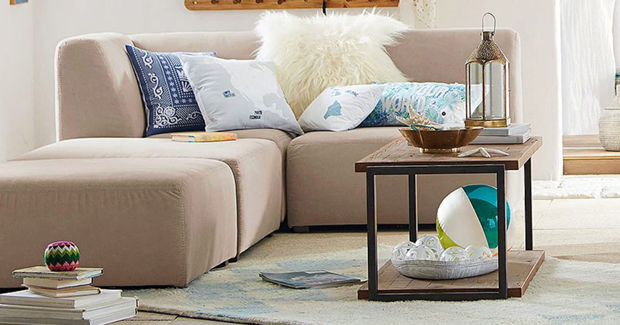Cheap sectional sofas affordable living room furniture - Living room furniture on a budget ...