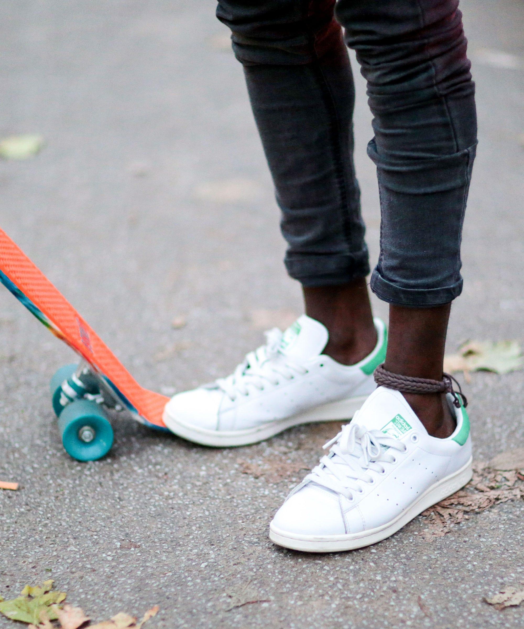 cozy fresh 2ad7e ddcbb Stan Smith Boost Primeknit Sneaker