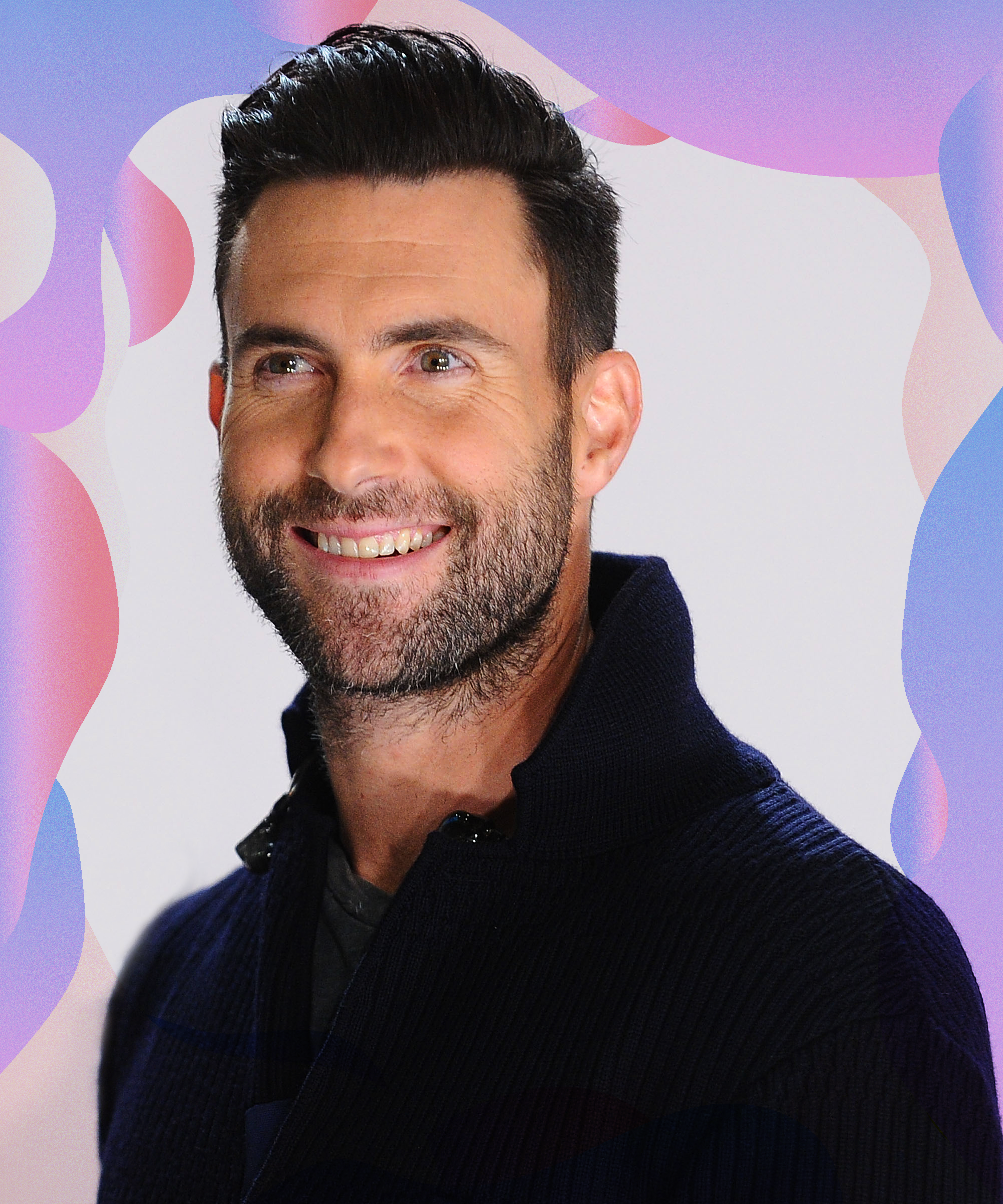 Adam Levine Just Showed Off His Latest Tattoo In A Very NSFW Way