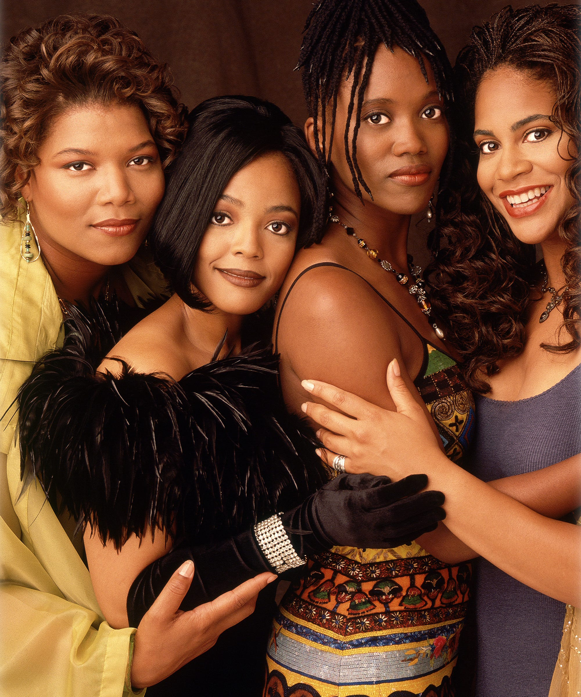 Living Single Encouraged Women To Glow Up In Brooklyn