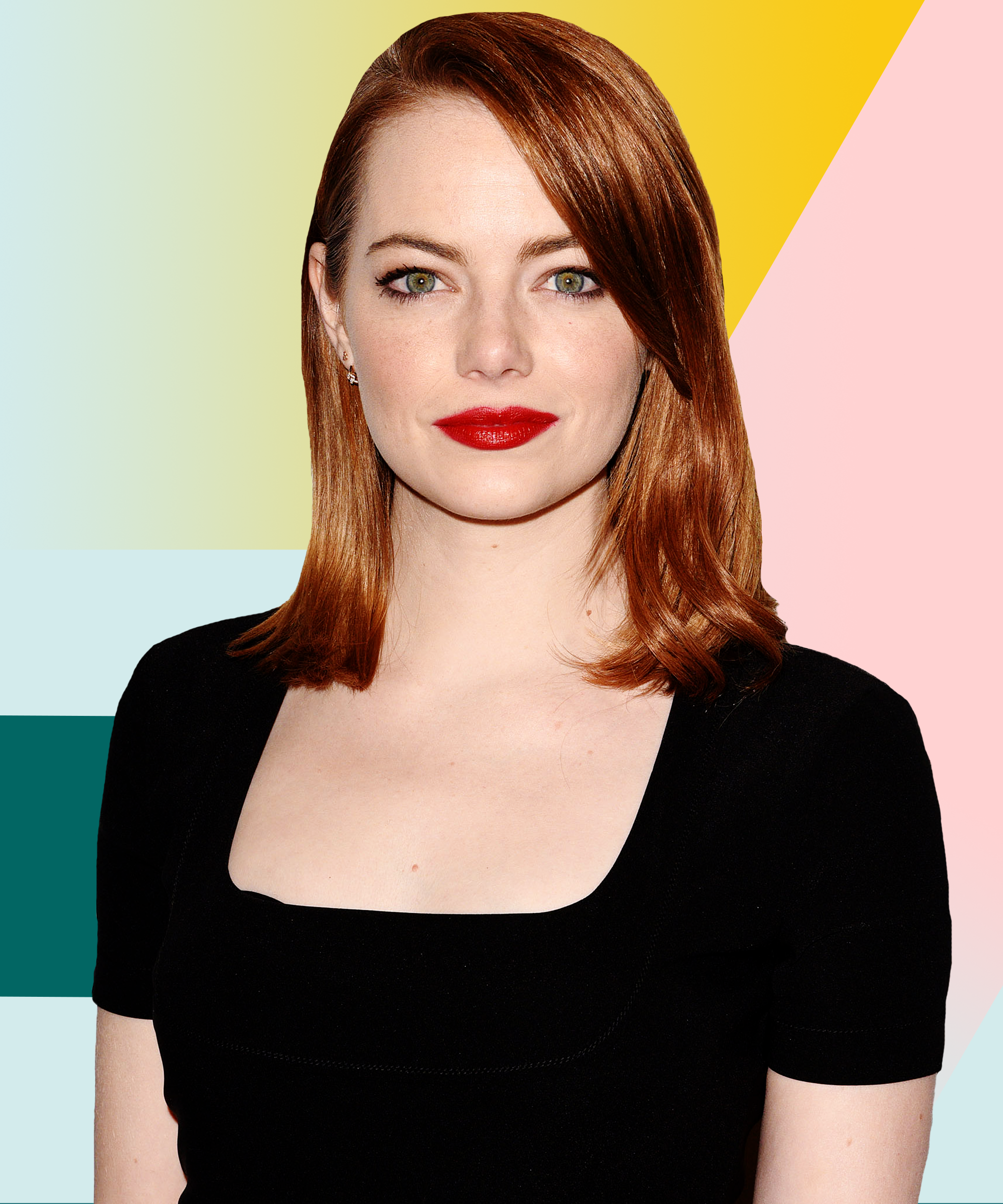 Emma Stone Not Buying Your Perfect Instagram