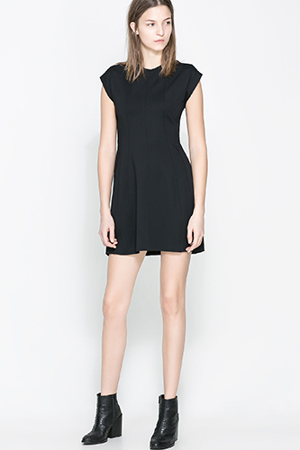 Zara Black Dresses Cute Cocktail And Mini Styles