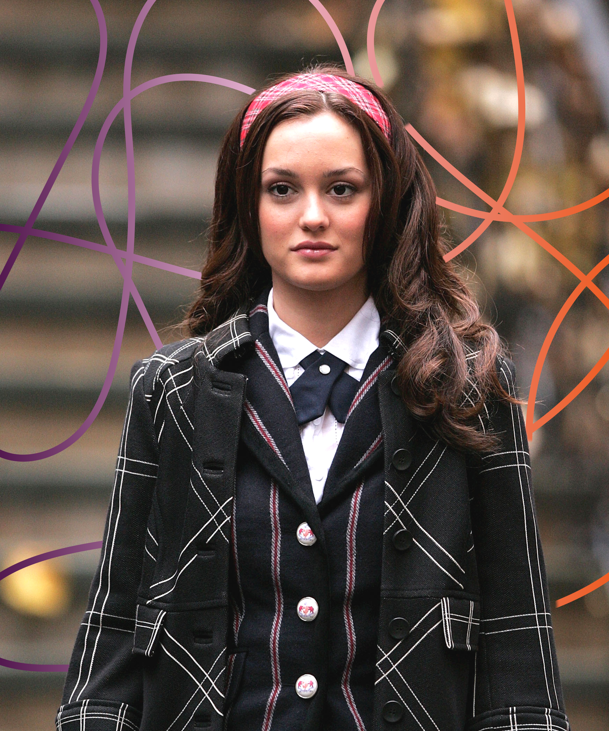 Leighton Meester Best Gossip Girl Hair