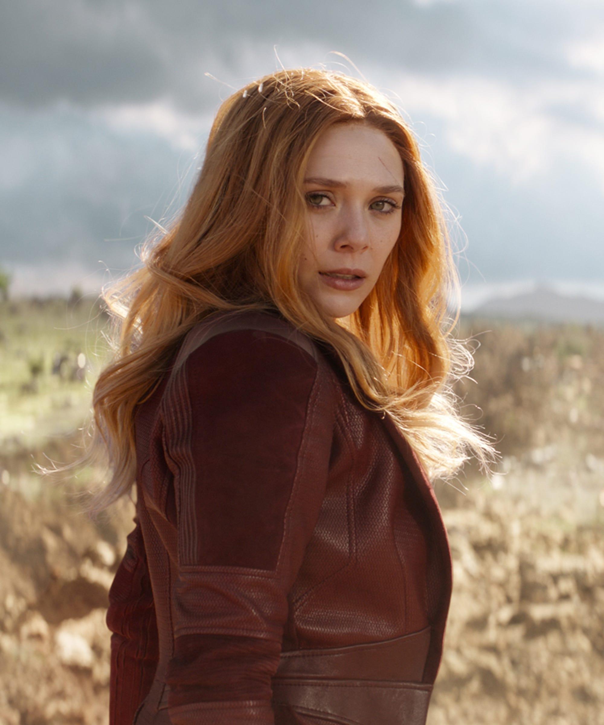 Scarlet Witch In Doctor Strange Multiverse, Wandavision