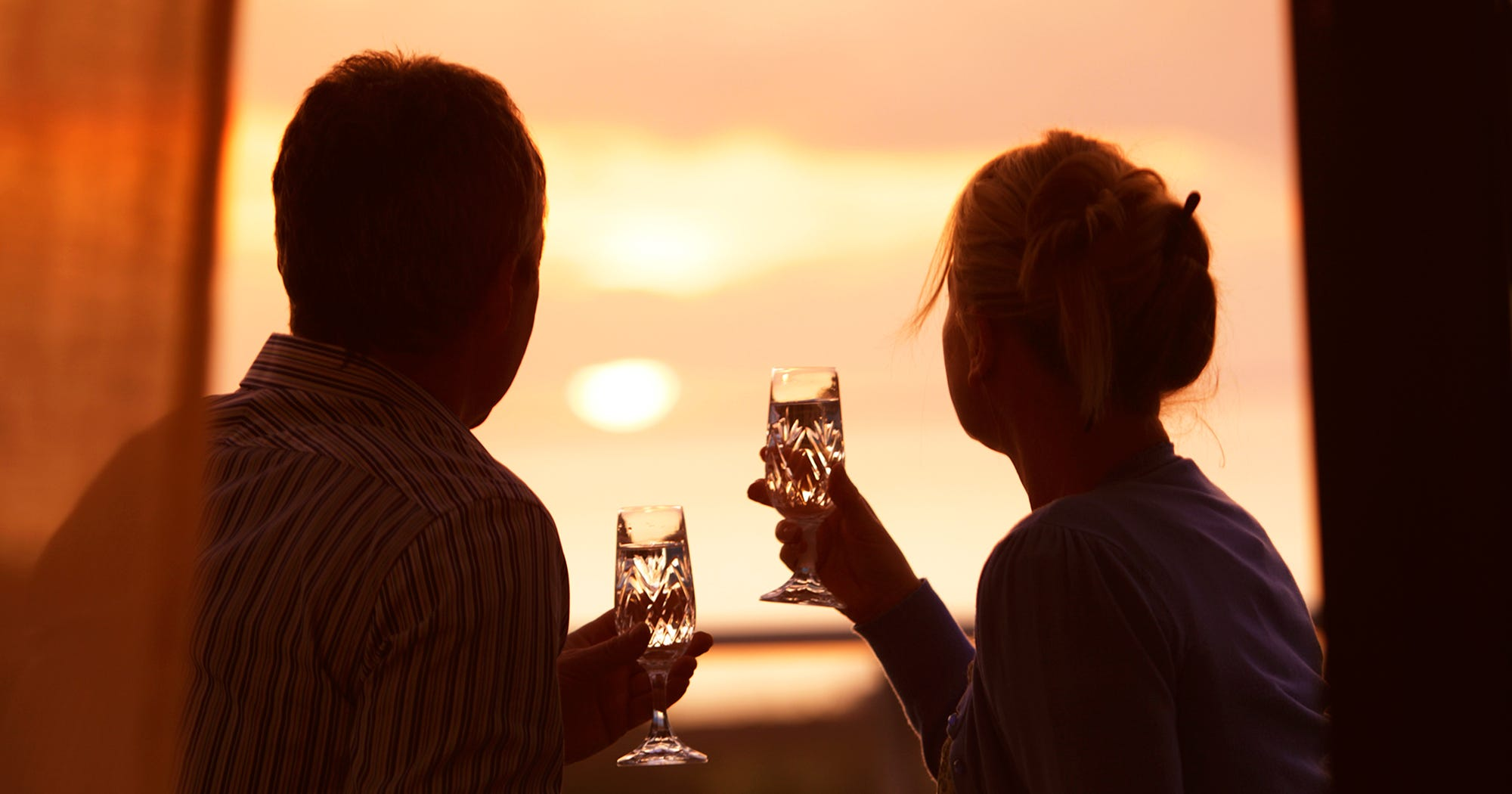 """My Boyfriend & I Tried Every Clichéd """"Romantic"""" Thing — & Here's What We Thought"""