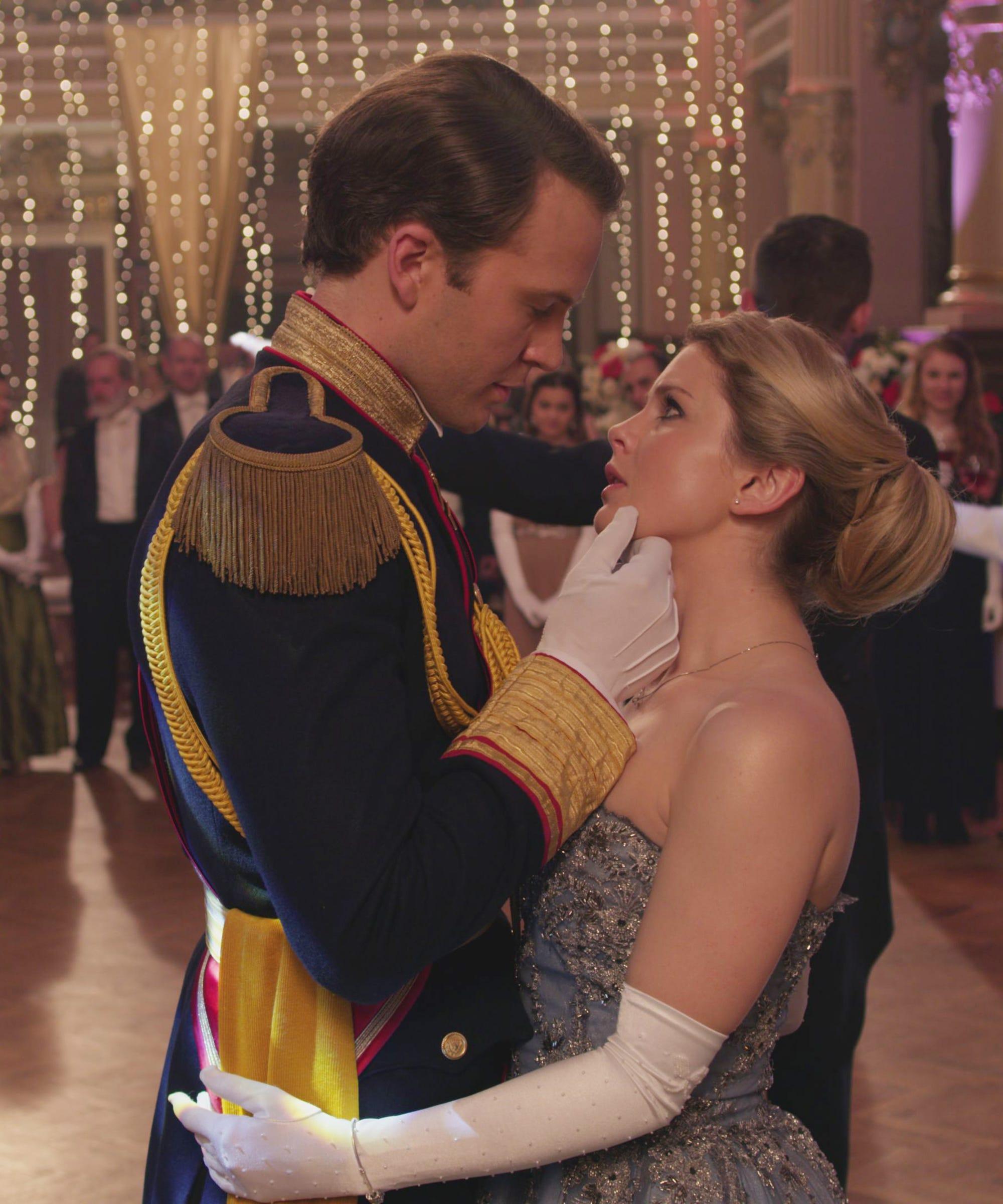 A Christmas Prince Ben Lamb.Netflix Christmas Movies Christmas Prince Sequel