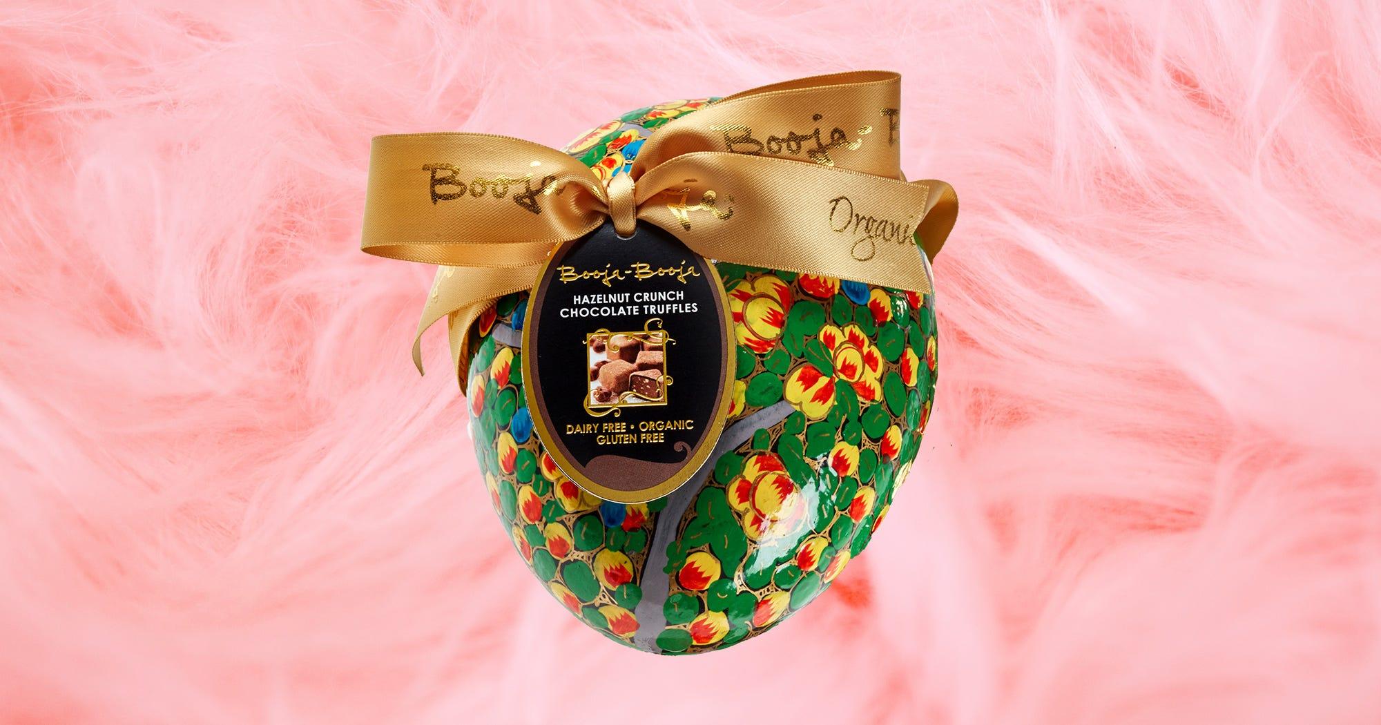 Vegan Chocolate Truffles Booja Booja Best Easter Egg