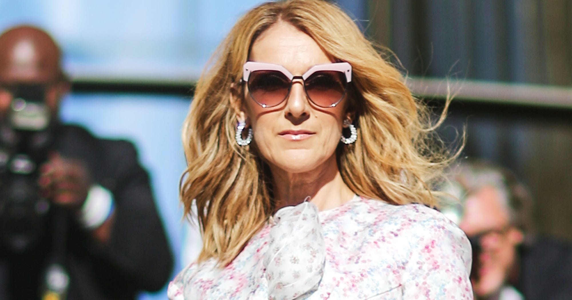 Celine Dion Vogue Instagram Marie Antoinette Looks
