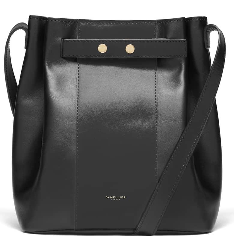 364903f4c5a3 Neely   Chloe + No. 19 The Mini Lady Bag Saffiano