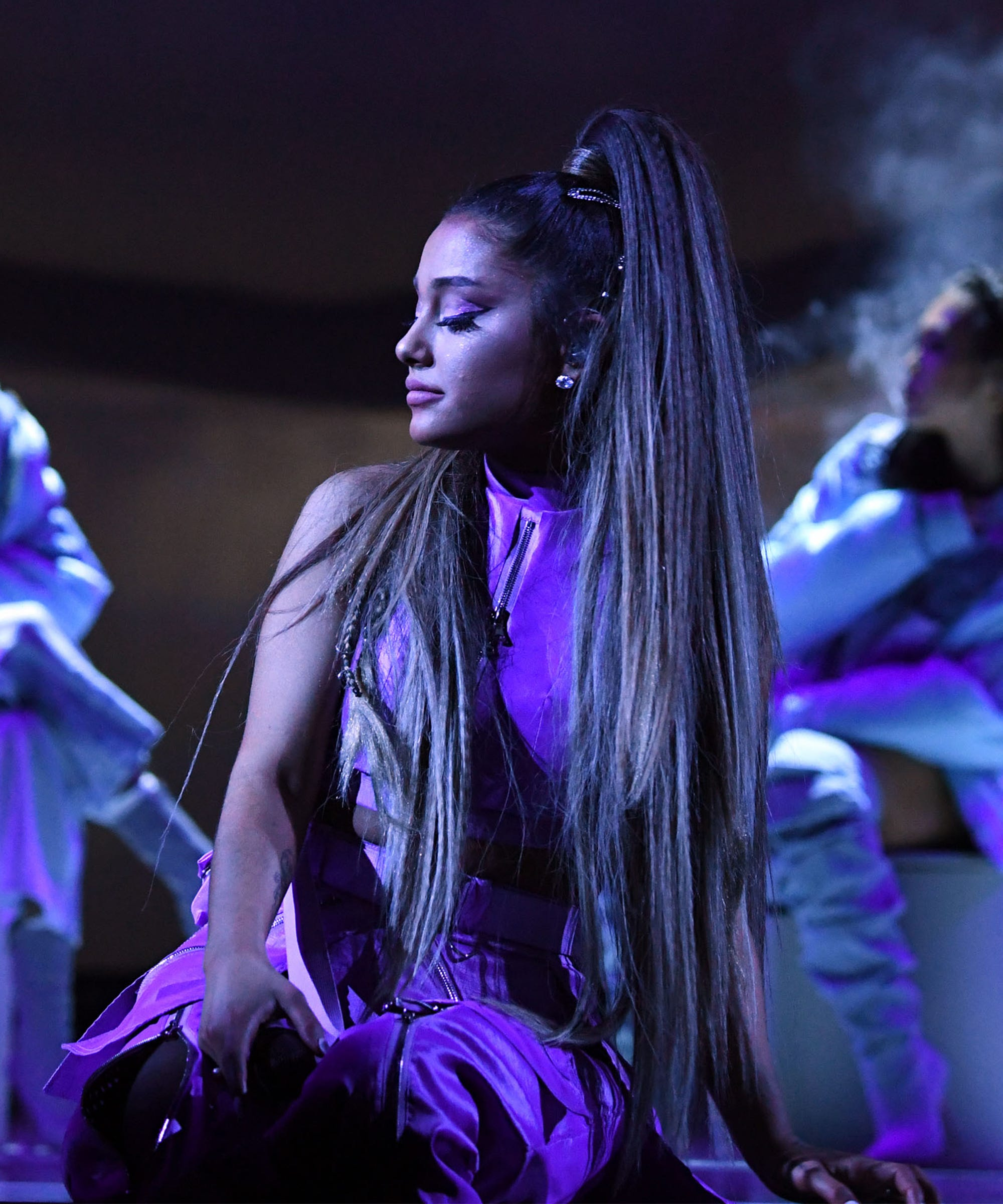 Ariana Grande Mac Miller Tribute Sweetener Tour Diary
