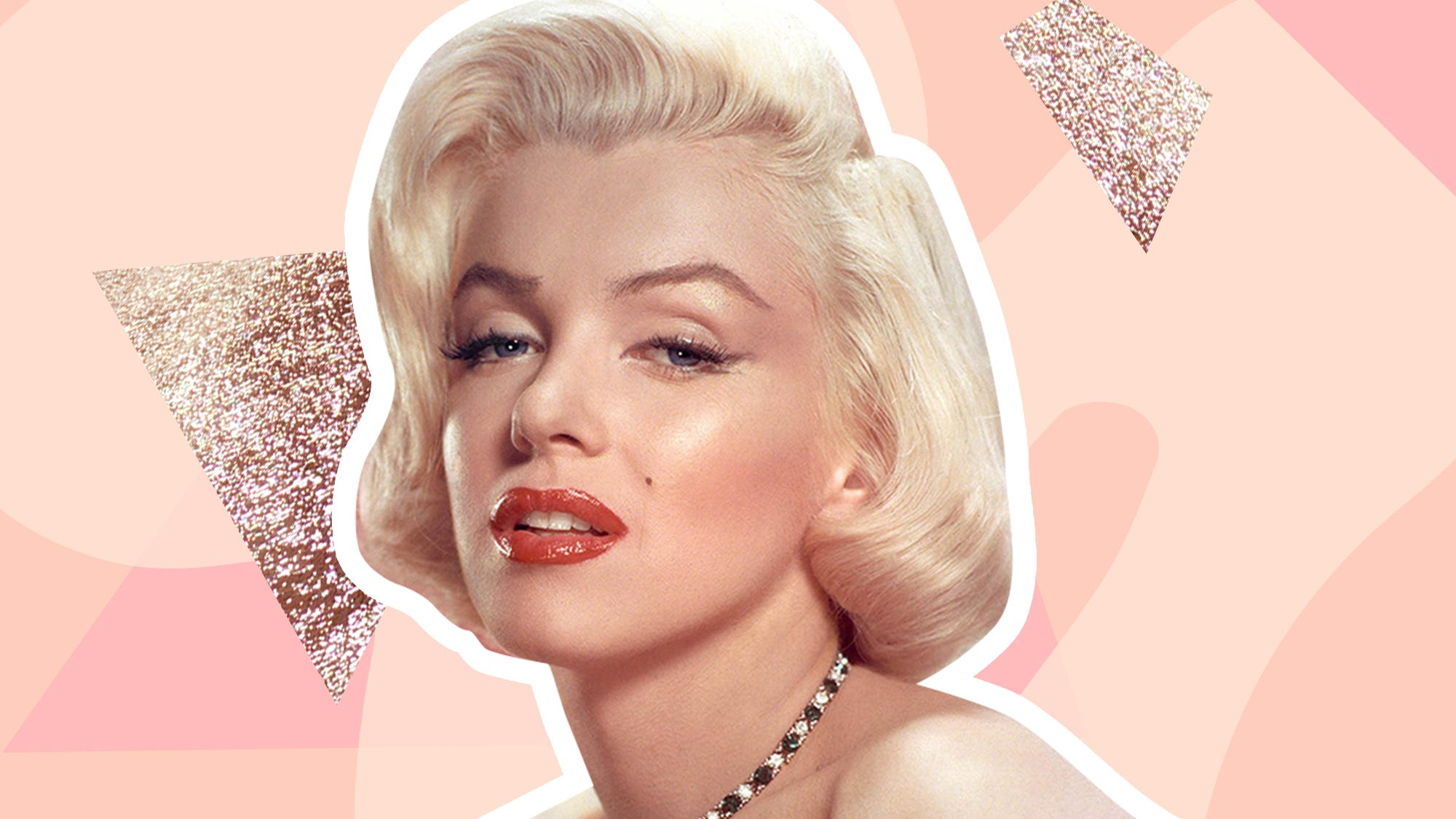 Remarkable Marilyn Monroe Hair Makeup Beauty Routine Experiment Home Remodeling Inspirations Genioncuboardxyz