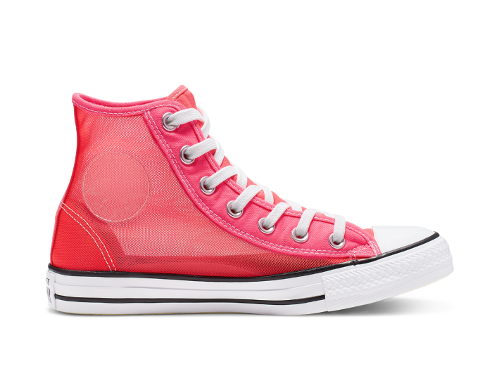 the latest 07b34 c0f2f Converse. Chuck Taylor All Star See Thru High Top. £60.00. BUY. promoted