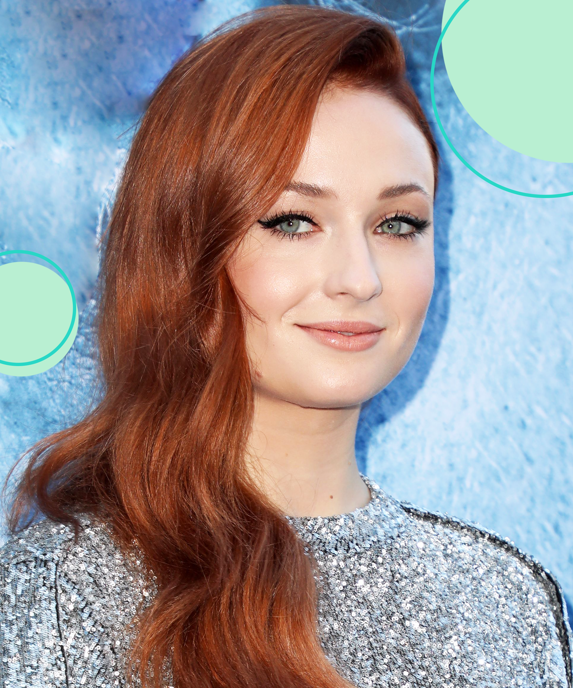 Sophie Turner Hair Color Wigs On Game Of Thrones