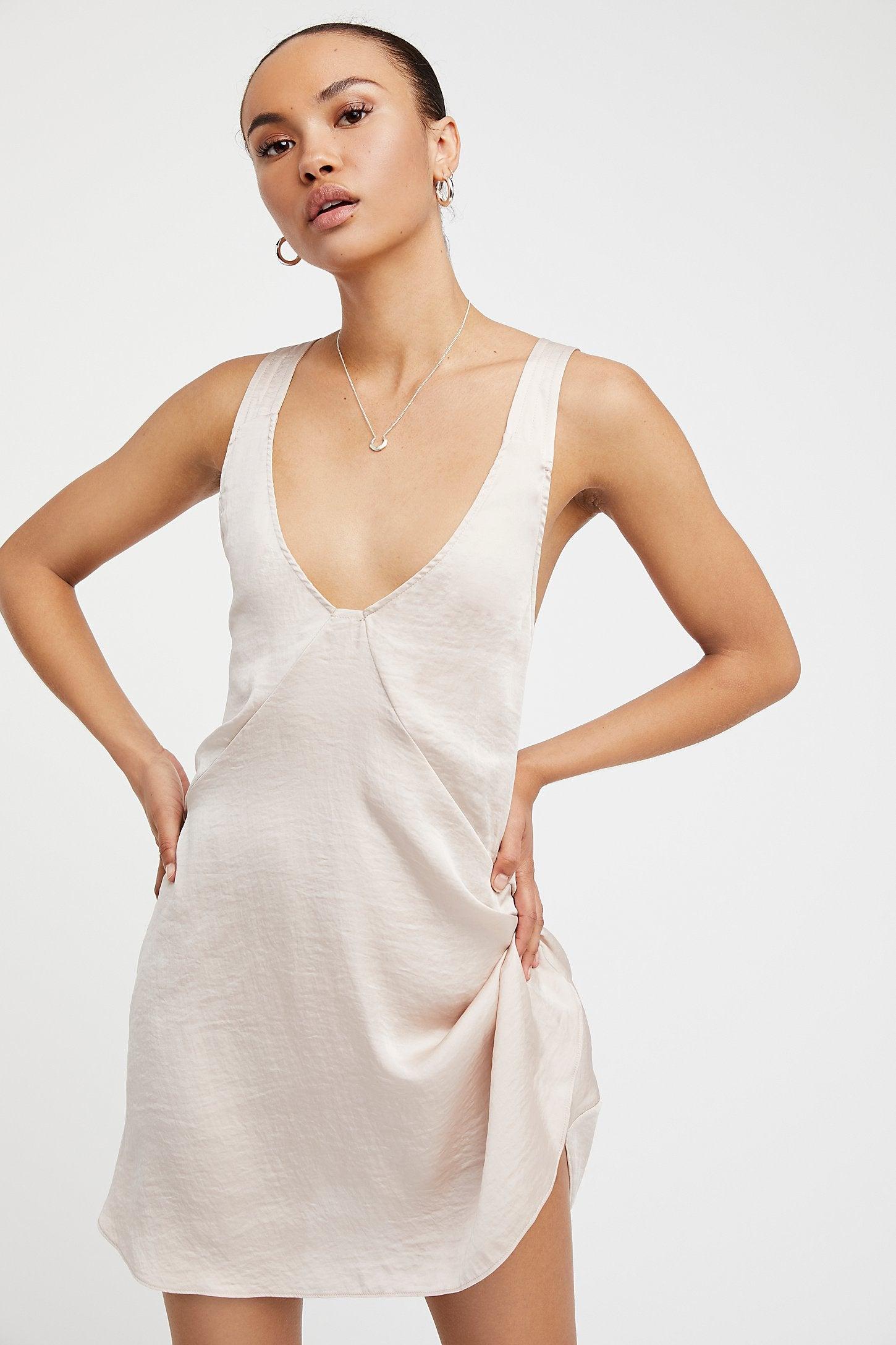 9ad5dc1ecd12 Sir The Label + Edie Mini Dress