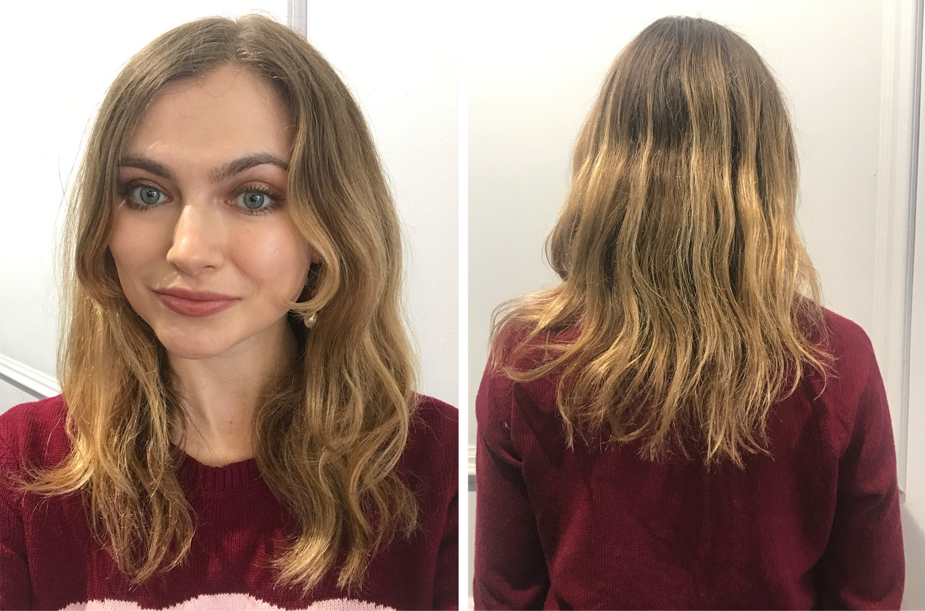 Calligraphy Cut Before & After: 12 Haircut Trend