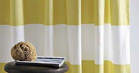 Shower curtains bathroom accessories for Bathroom 94 percent