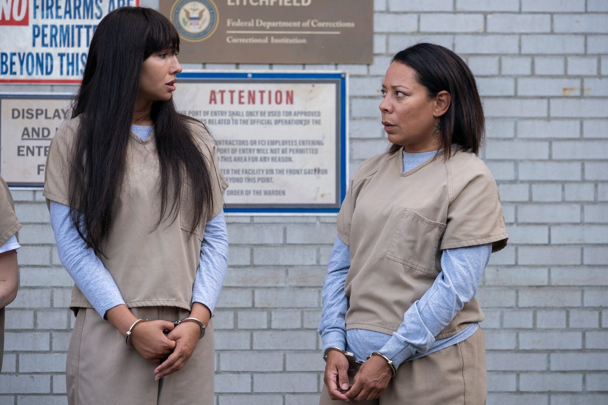 Orange Is The New Black Season 7 Recap & Episode Guide