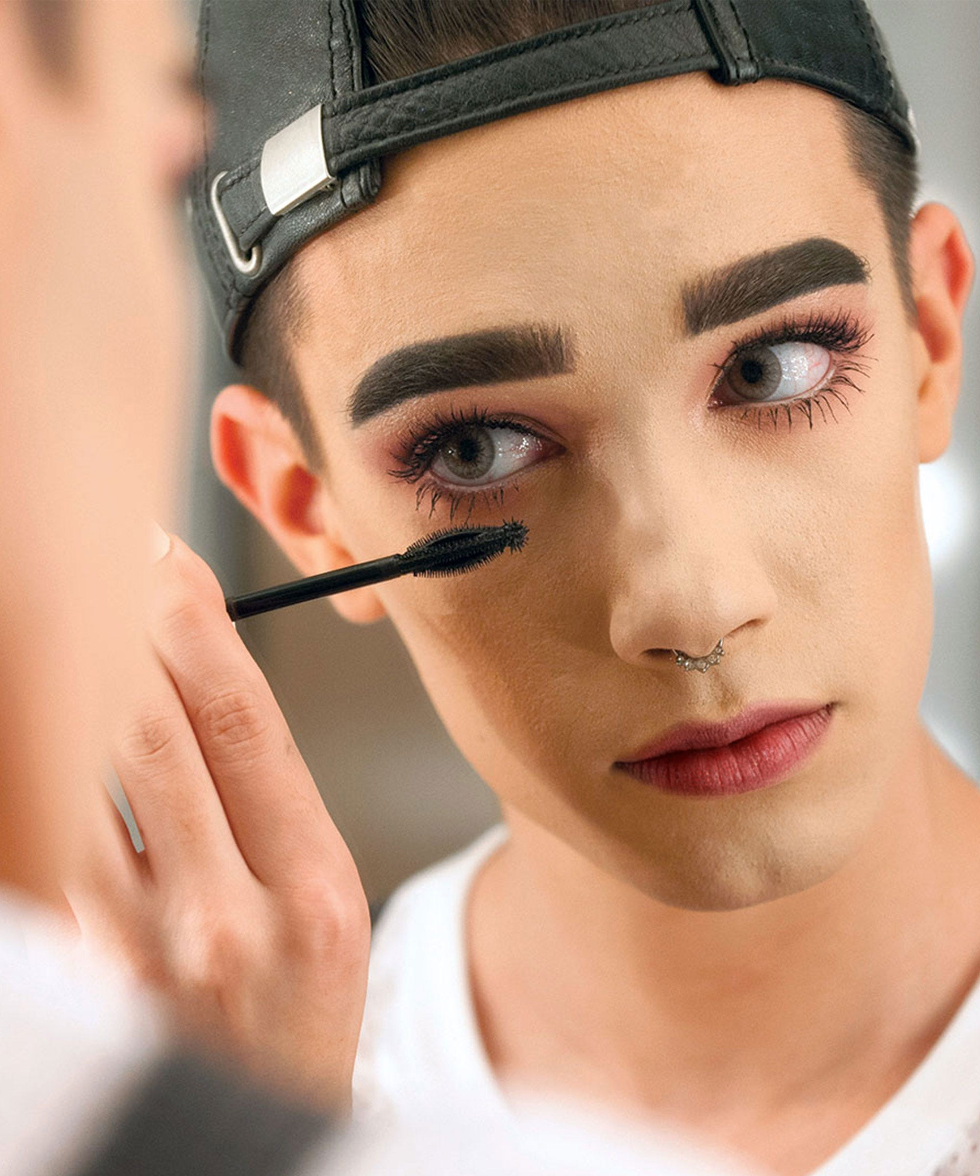 CoverGirl New Male Face Teen Makeup Artist Instagram