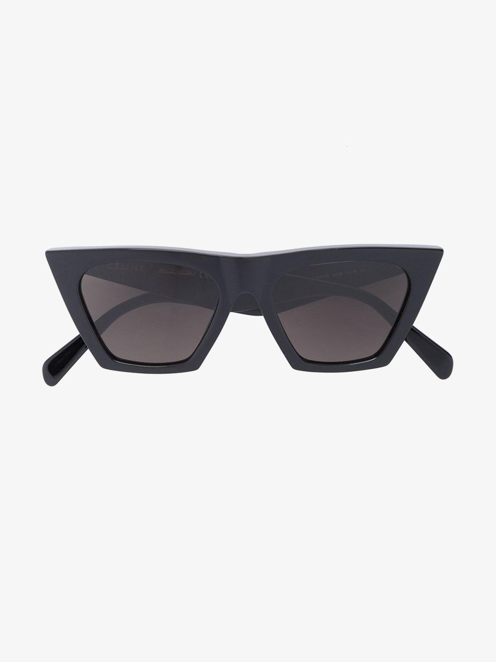 b8ea632ba97 Céline + Edge Sunglasses