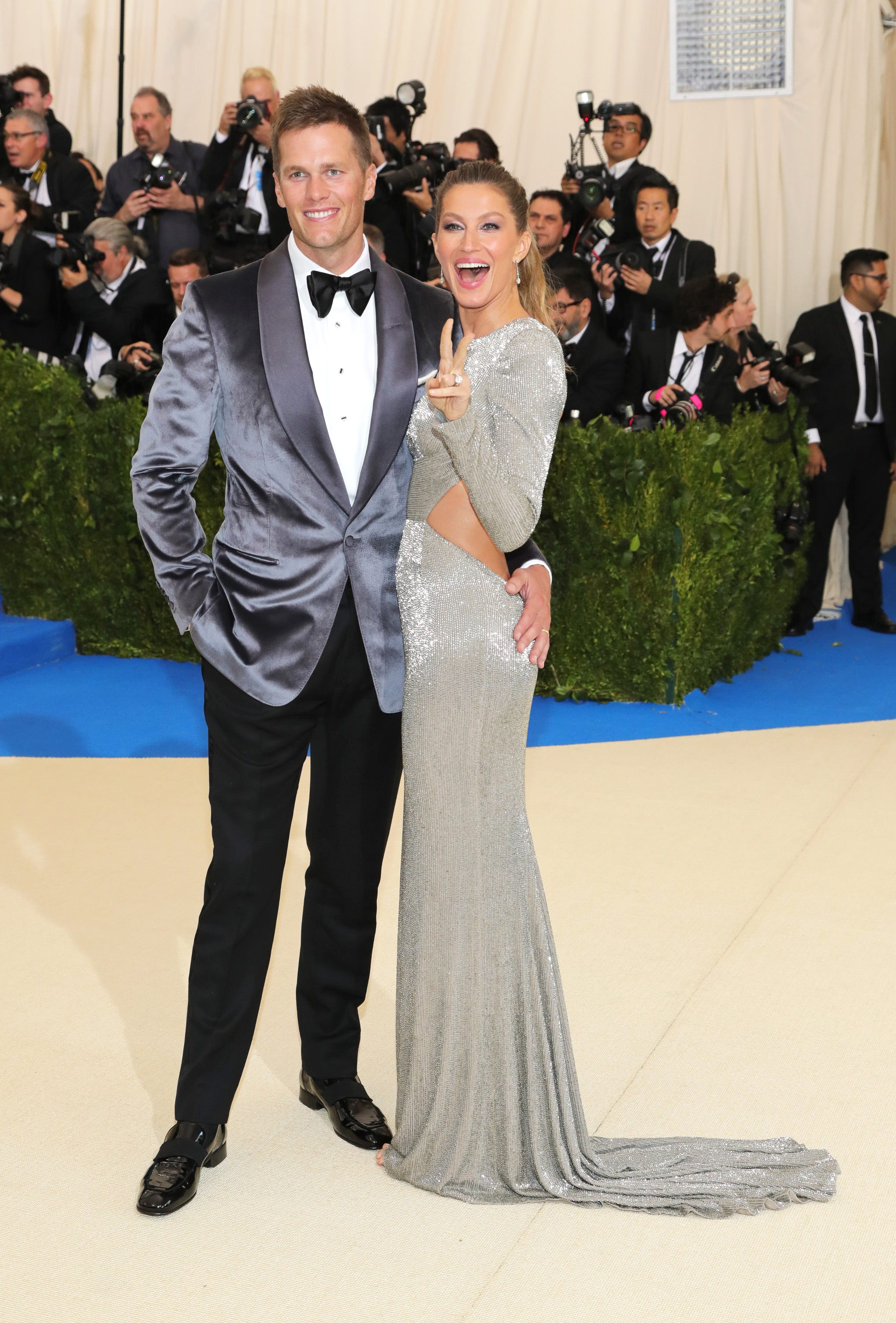 These Couples Were Too Cute At The Met Gala Red Carpet