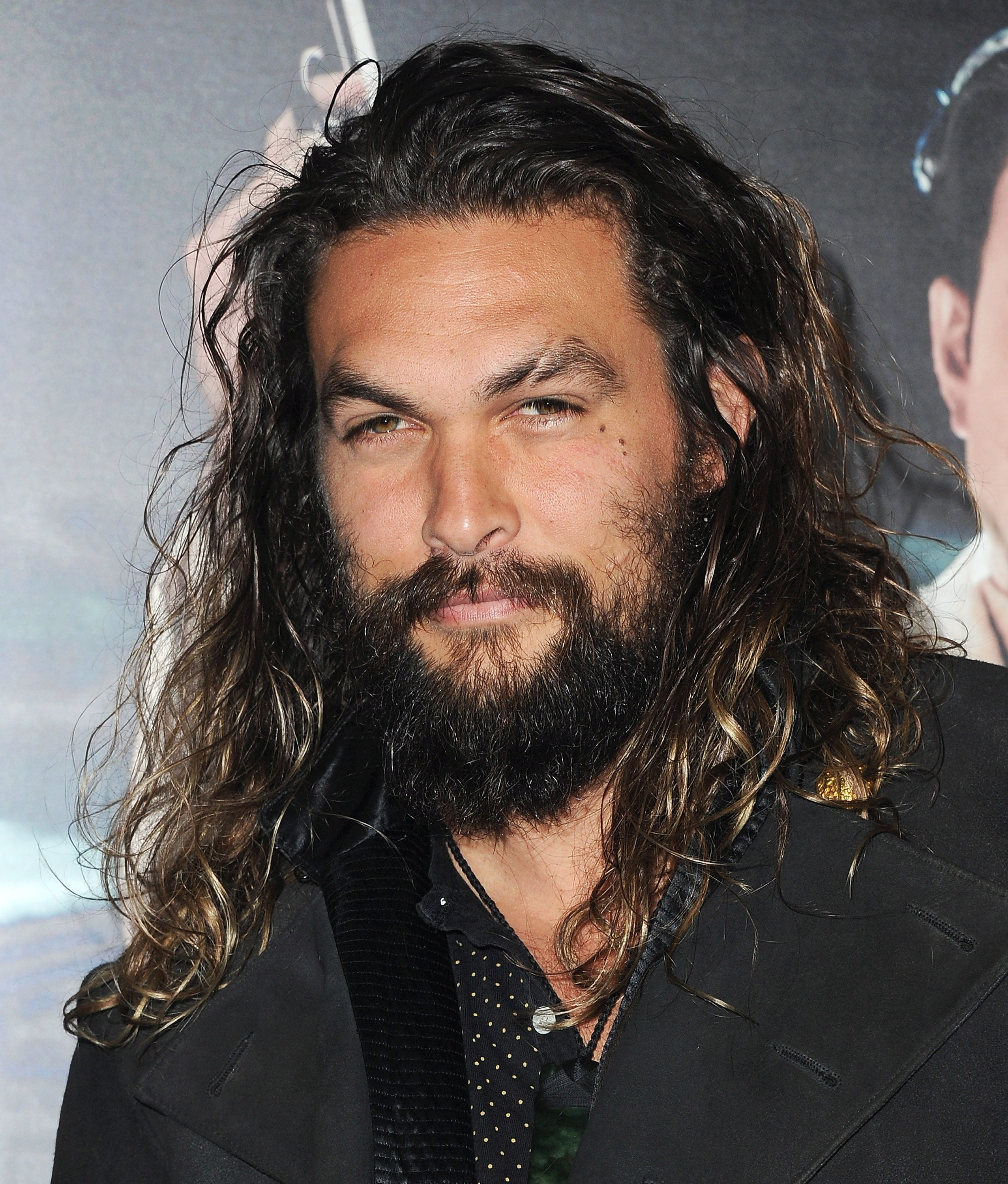 WHAT ABOUT JASON MOMOA AND HIS GLORIOUS GLORIOUS