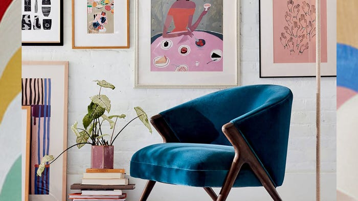 Peachy New Anthropologie Home Decor Furniture For Fall 2019 Creativecarmelina Interior Chair Design Creativecarmelinacom