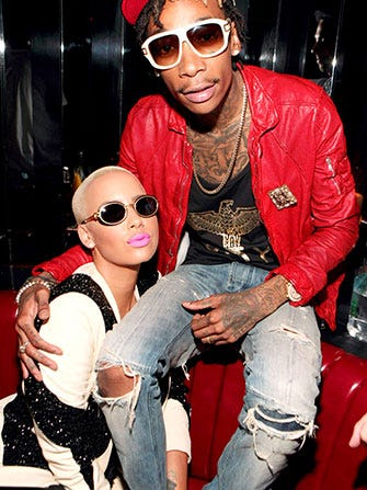 wiz and amber rose divorce