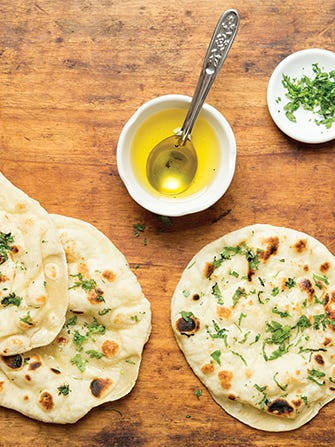 A 3-Step Recipe For Homemade Indian Flatbread