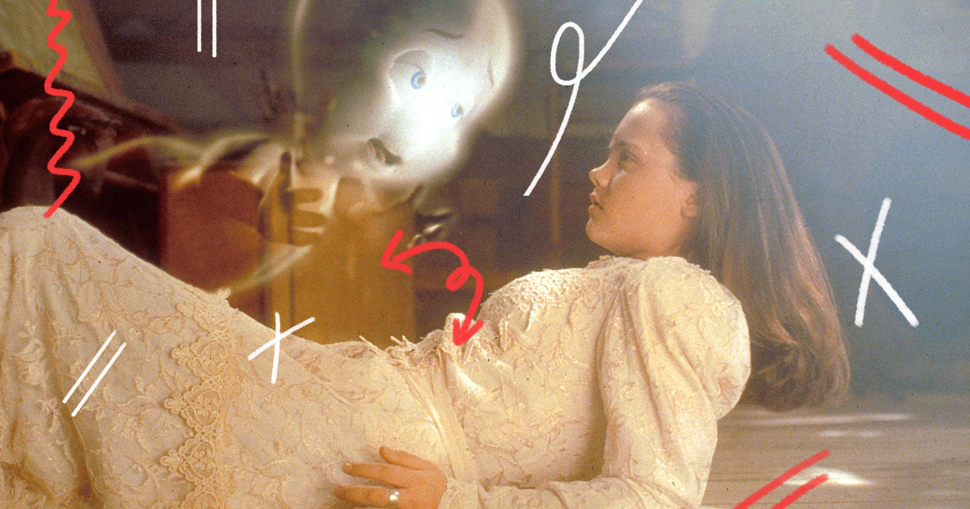 Casper Friendly Ghost Teaches Tragic Lesson About Death