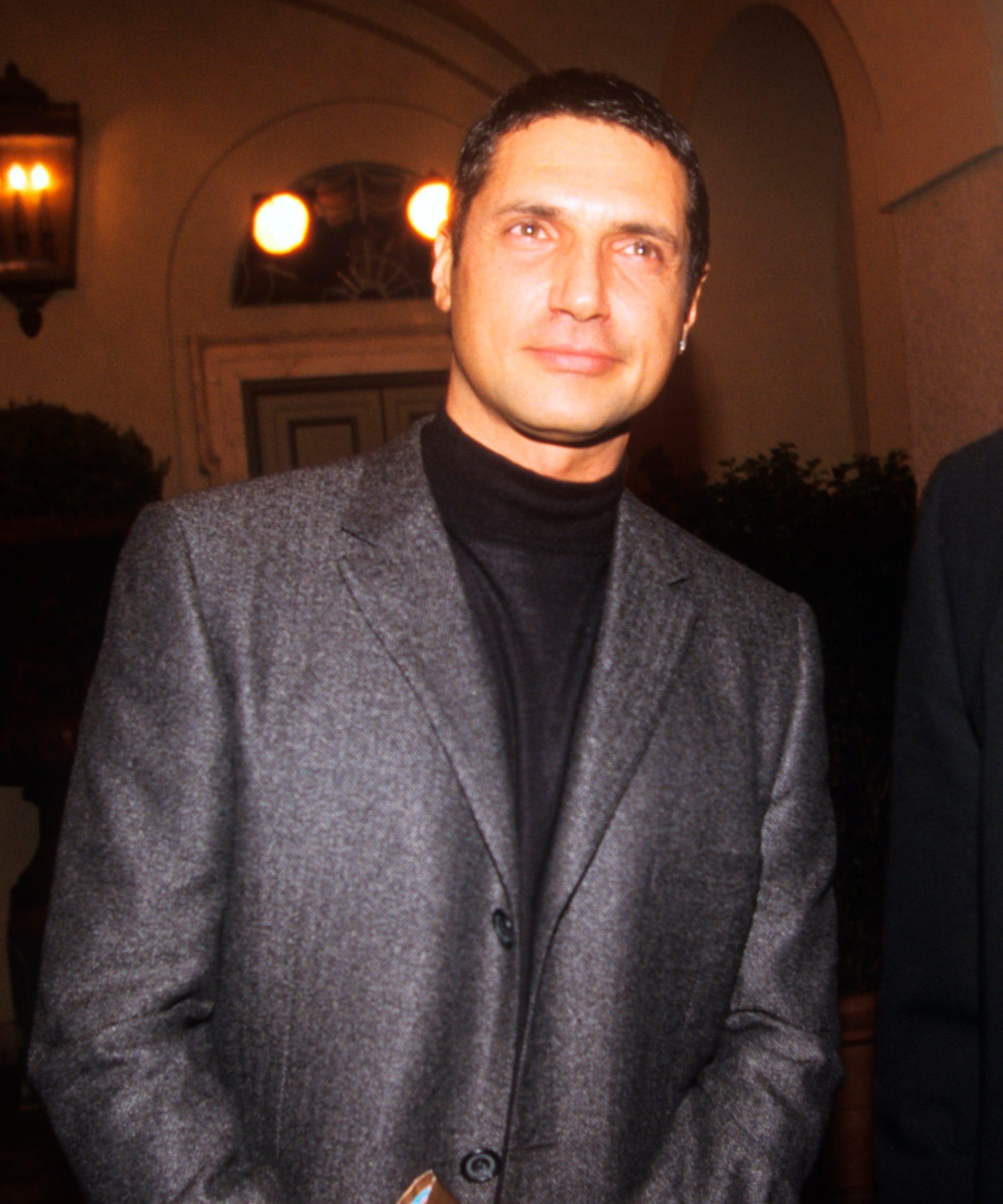 Alberto D Amico did antonio d'amico, versace boyfriend, kill himself