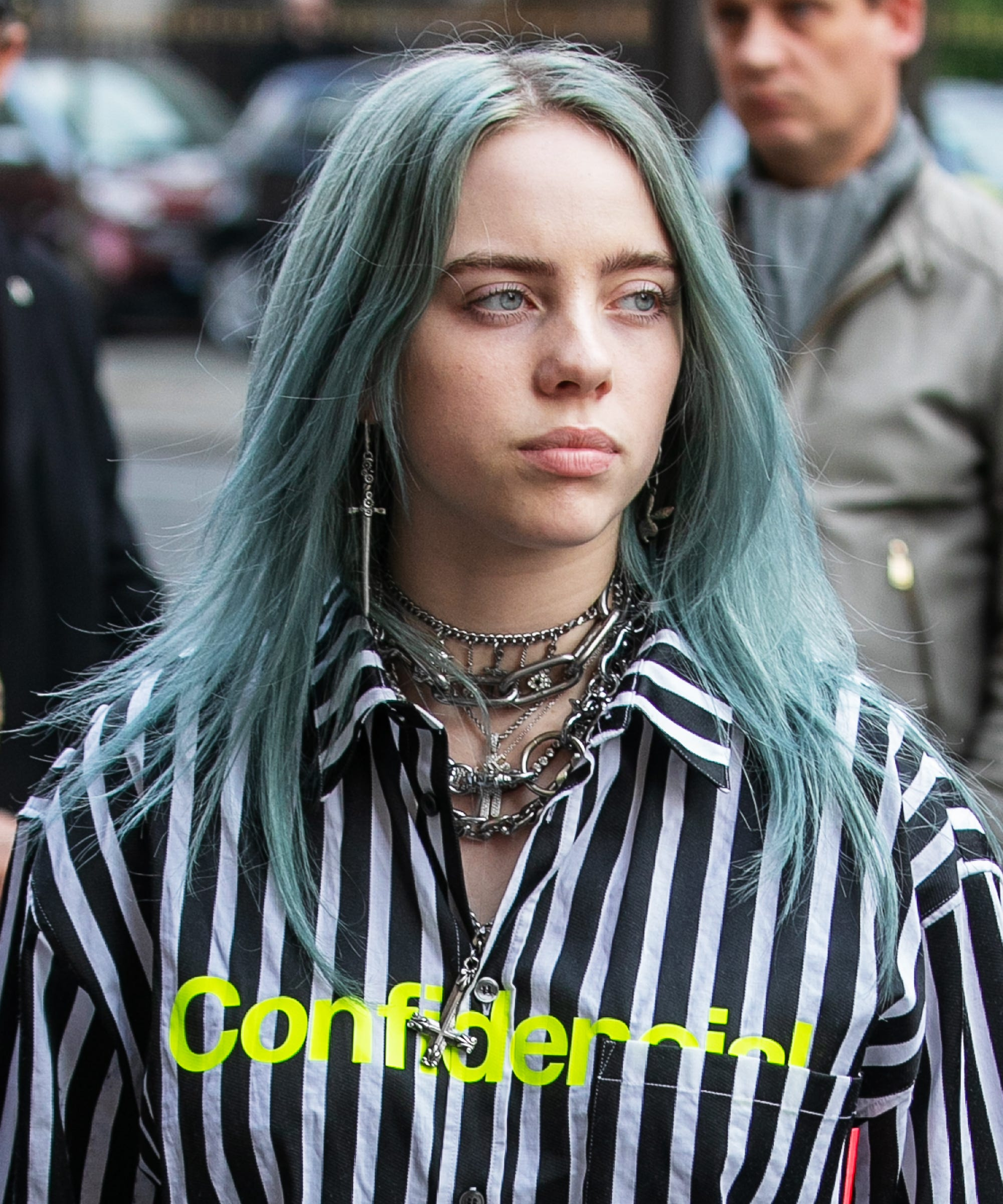Billie Eilish Calls Out Magazine For Topless Cover