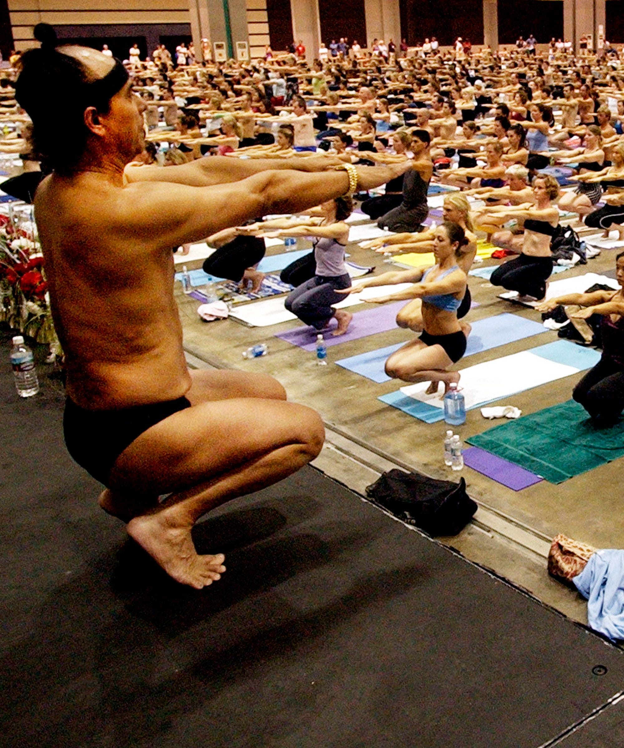 Bikram Yoga Rape Case Accusations Founder Choudhury