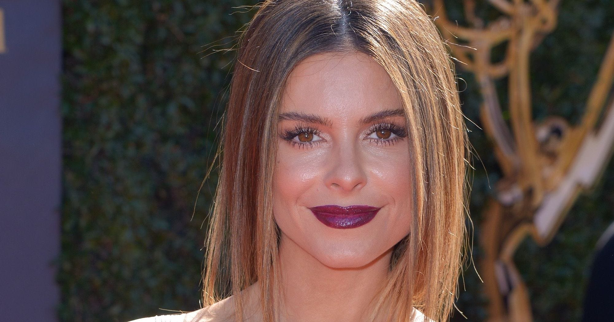 Maria Menounos Brain Tumour Leaving E! News