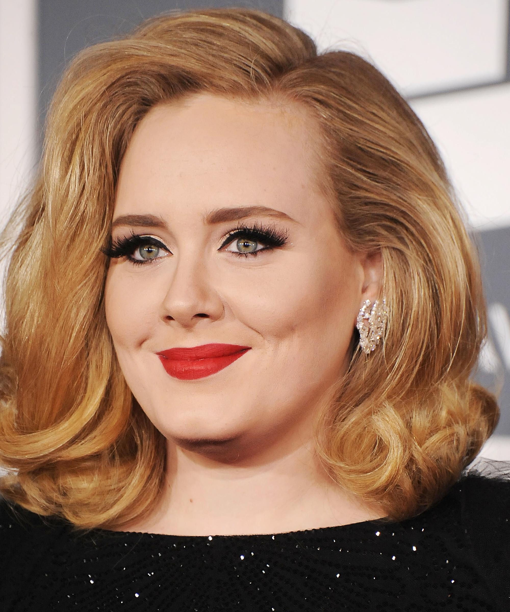 Adele Makeup Artist Looks Cat Eye Beauty Transformation