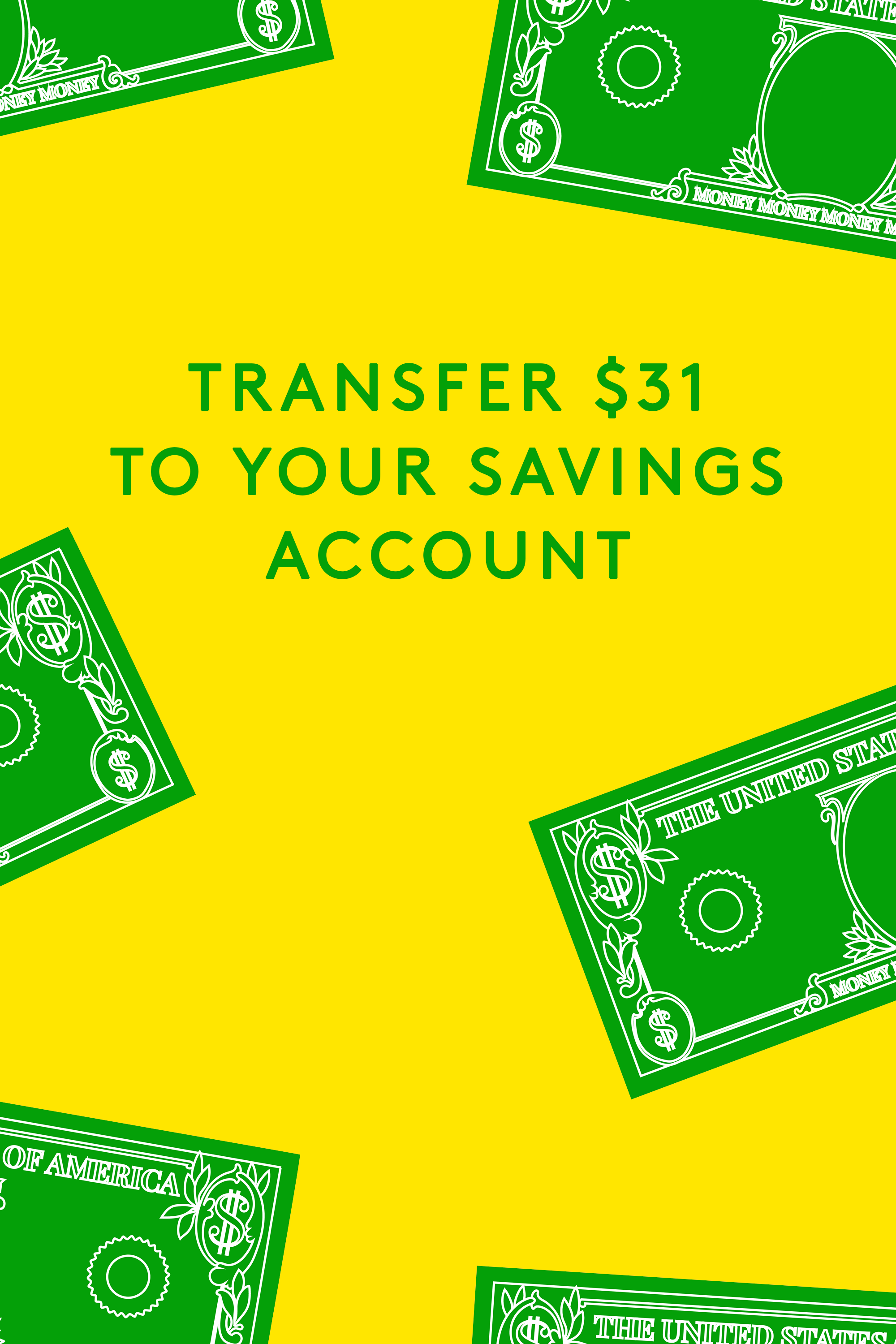 31 Ways To Save Money In March