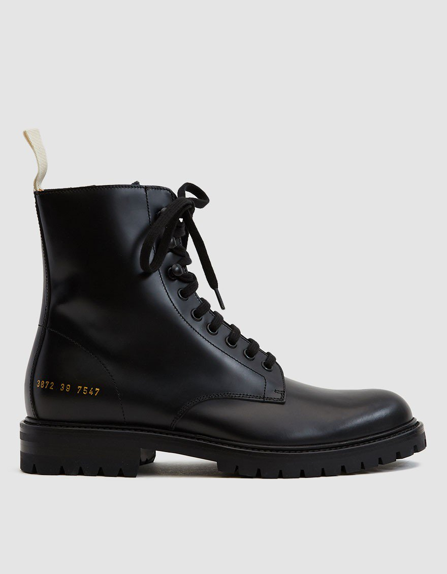 8d258ff5ea2f4 Common Projects + Combat Boot
