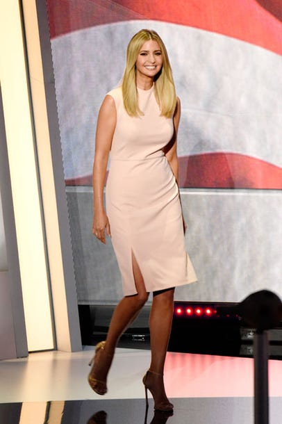 Ivanka Trump RNC Dress... Ivanka Trump Clothing