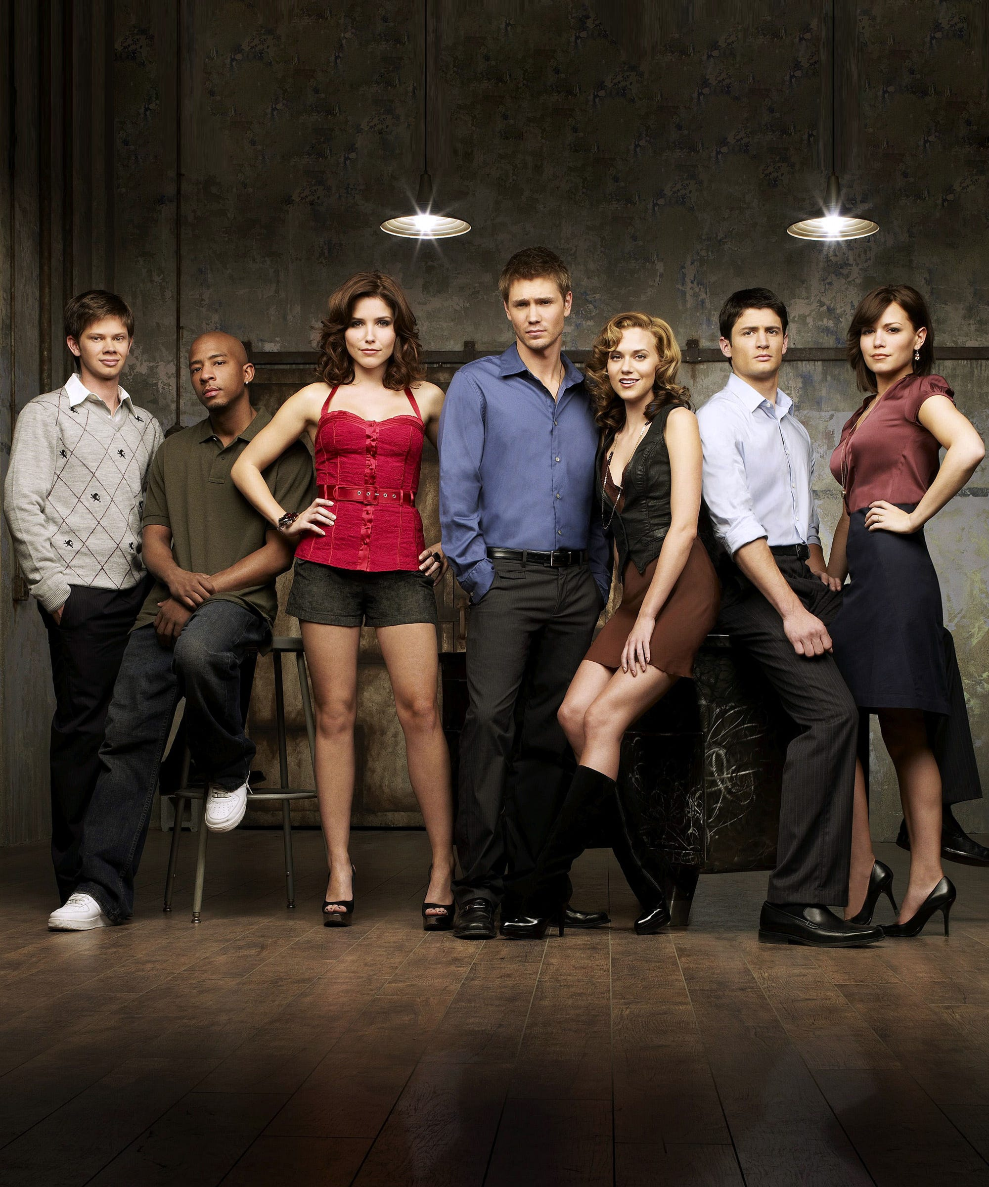 This Christmas Cast.All The One Tree Hill Actors In Christmas Contract Cast
