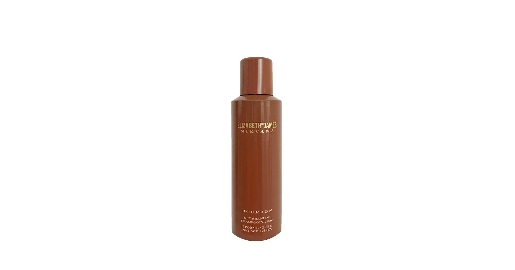 Elizabeth And James Nirvana Bourbon Dry Shampoo Review