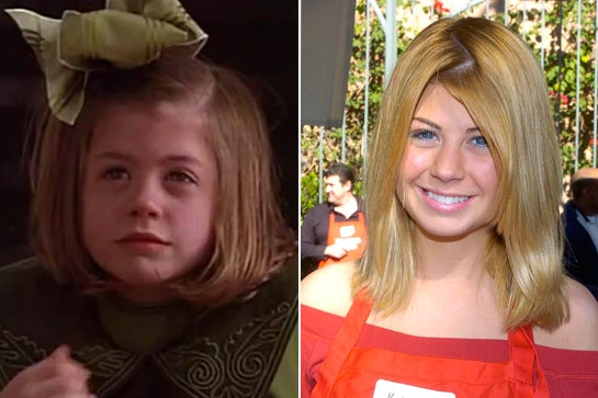A Little Princess Becky Interview Where Are They Now