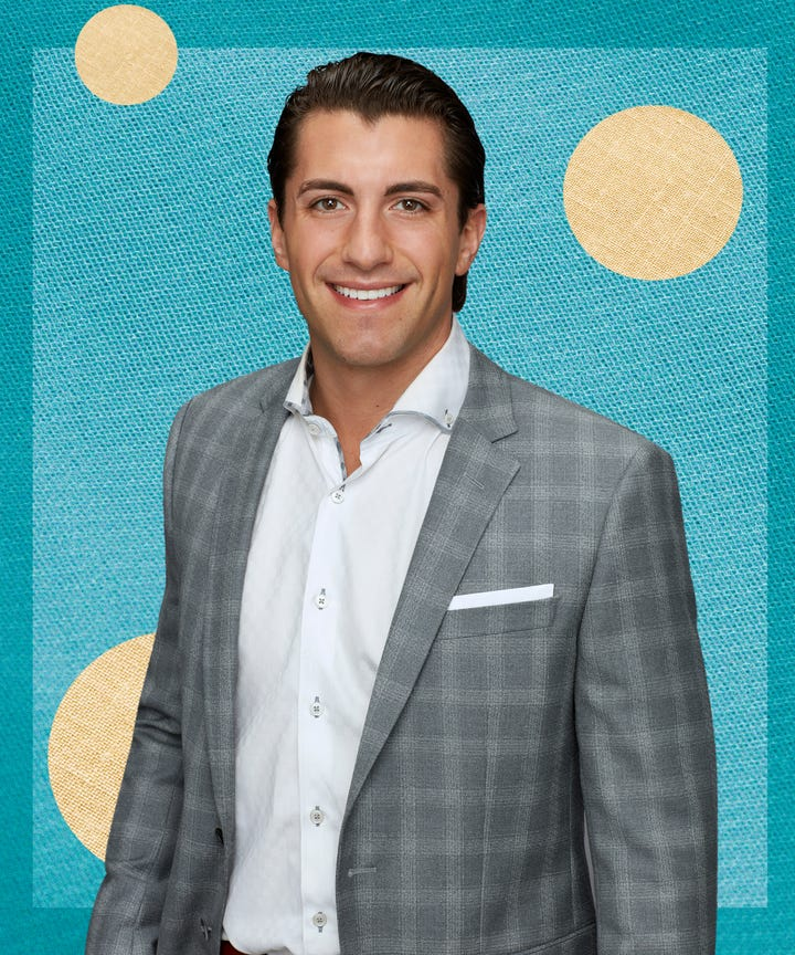Jason Tartick: Becc Kufrin: Jason Tartrick For New Bachelor Star 2019
