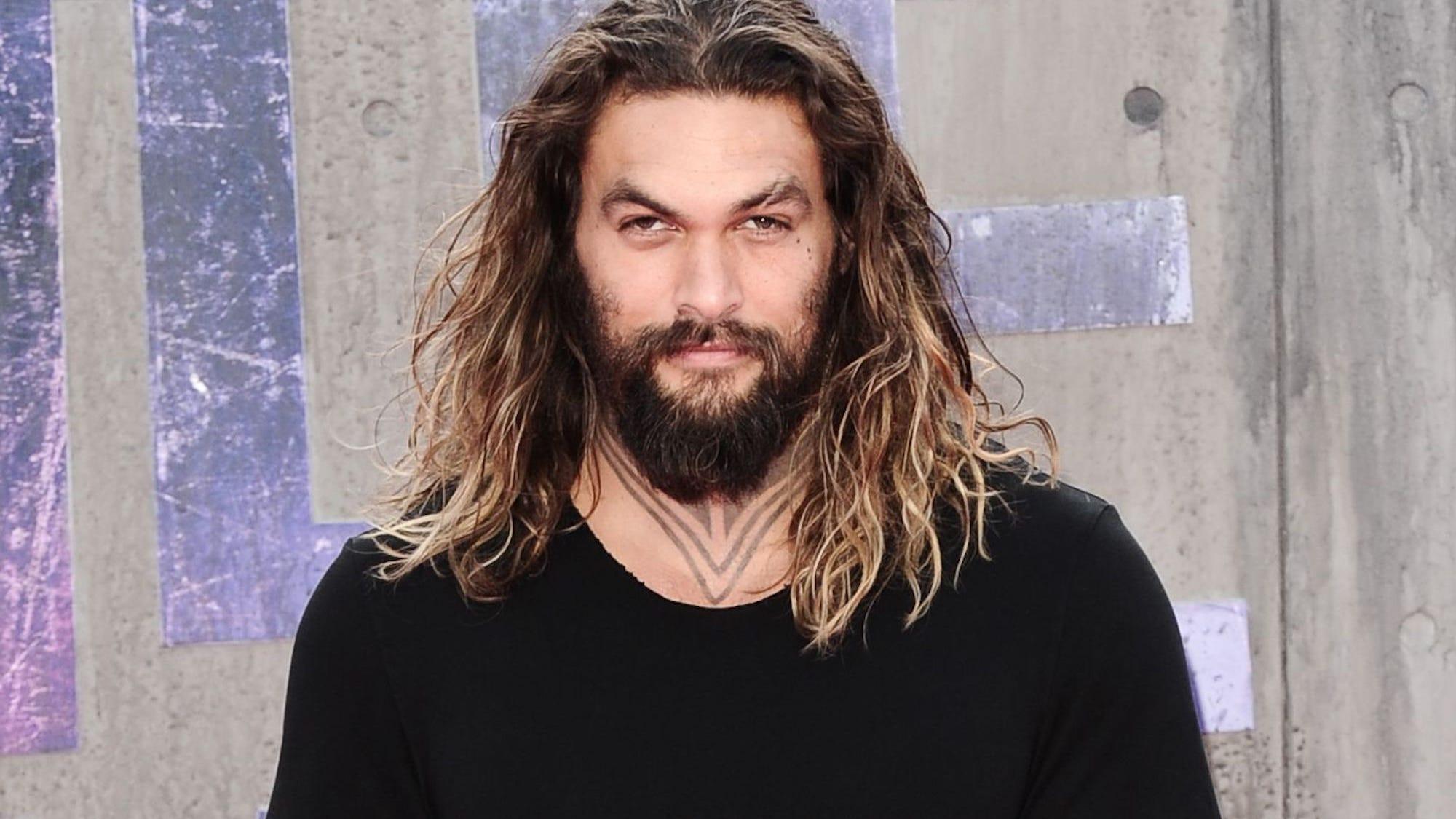 Why Jason Momoas Tattoo Makes Him The Perfect Aquaman