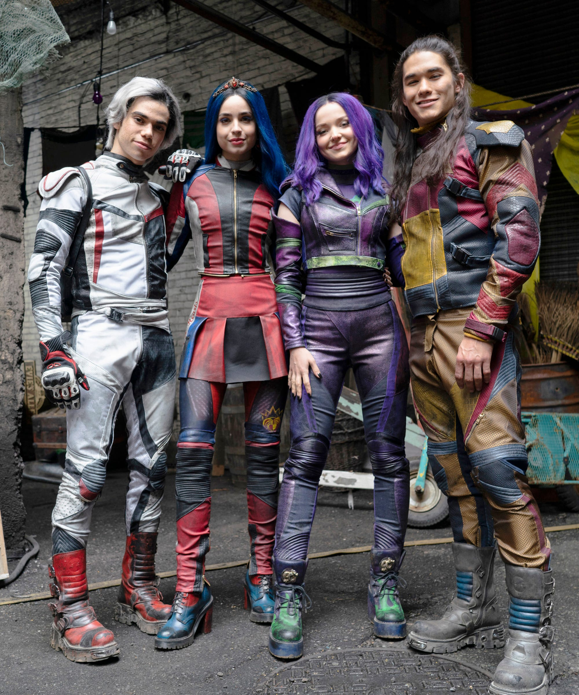Descendants 3 Cast Tributes To Cameron Boyce Death 2019