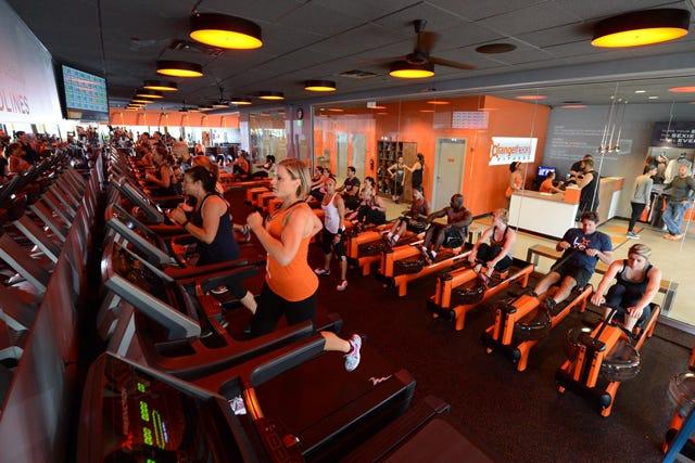 #Orangetheory #Weightloss Challenge