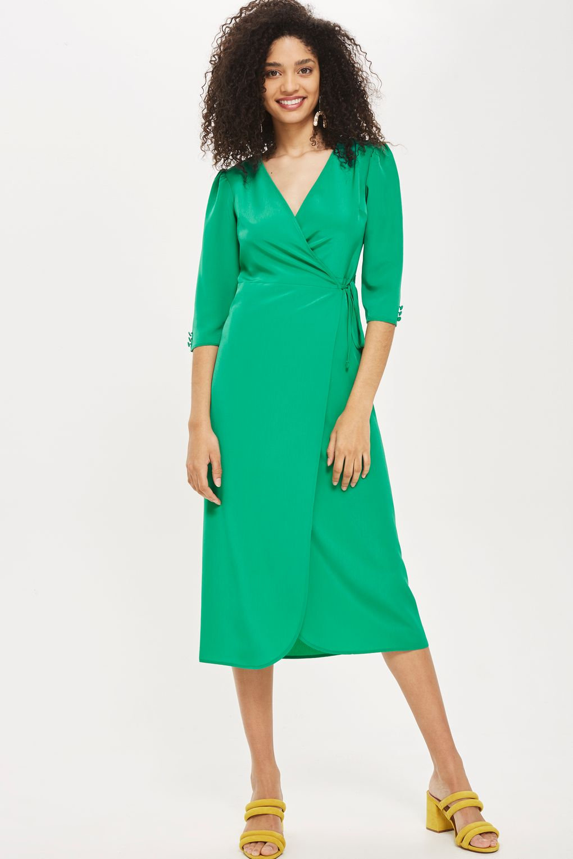 Wrap Dress Flattering Summer Styles