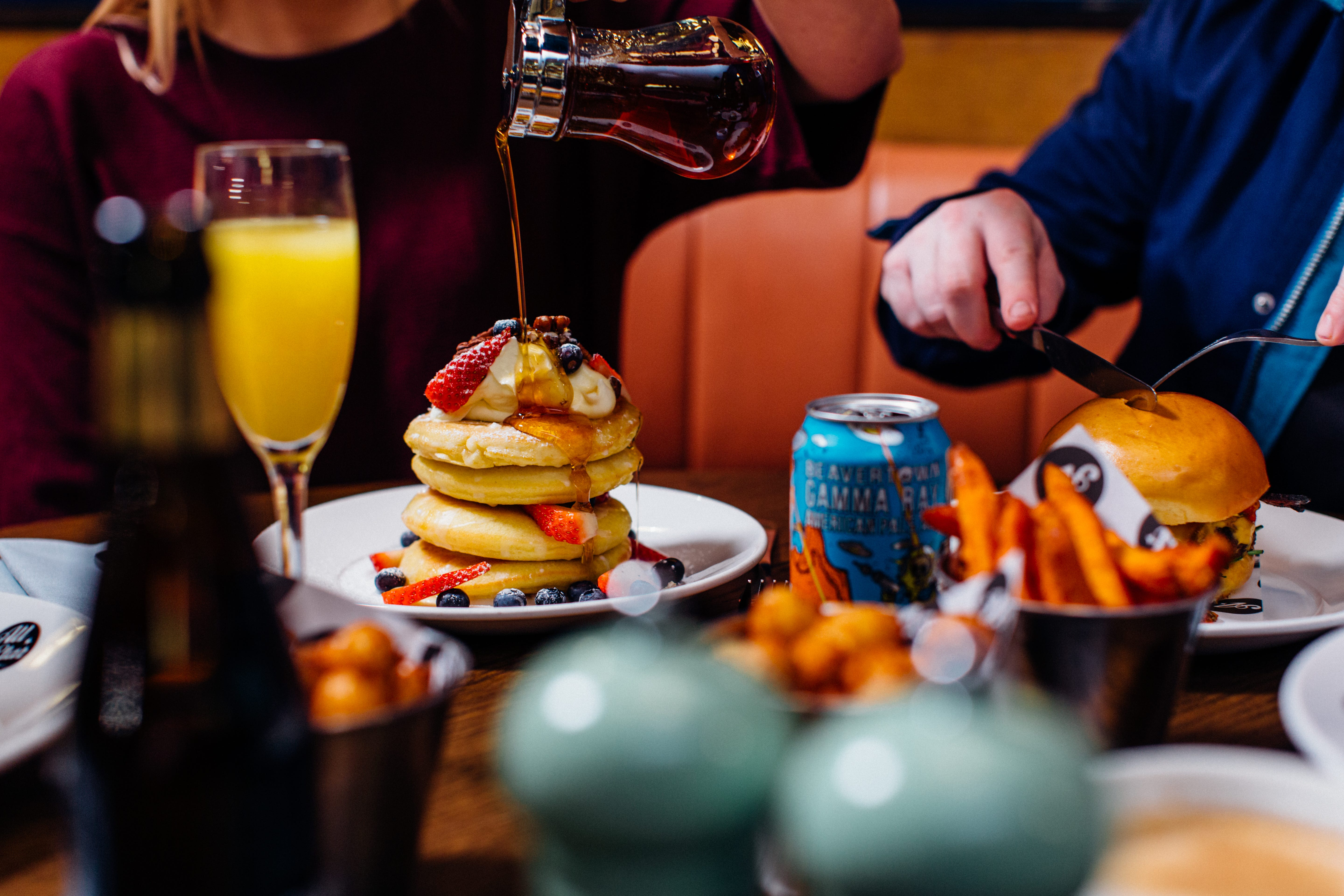 The Best Bottomless Brunches In London 2019