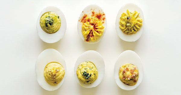 4 Perfectly Delicious Ways To Make Eggs For Every Meal