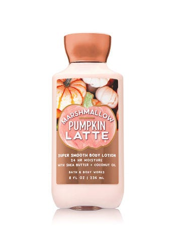 Pumpkin Spice Latte Scented Beauty Products For Fall
