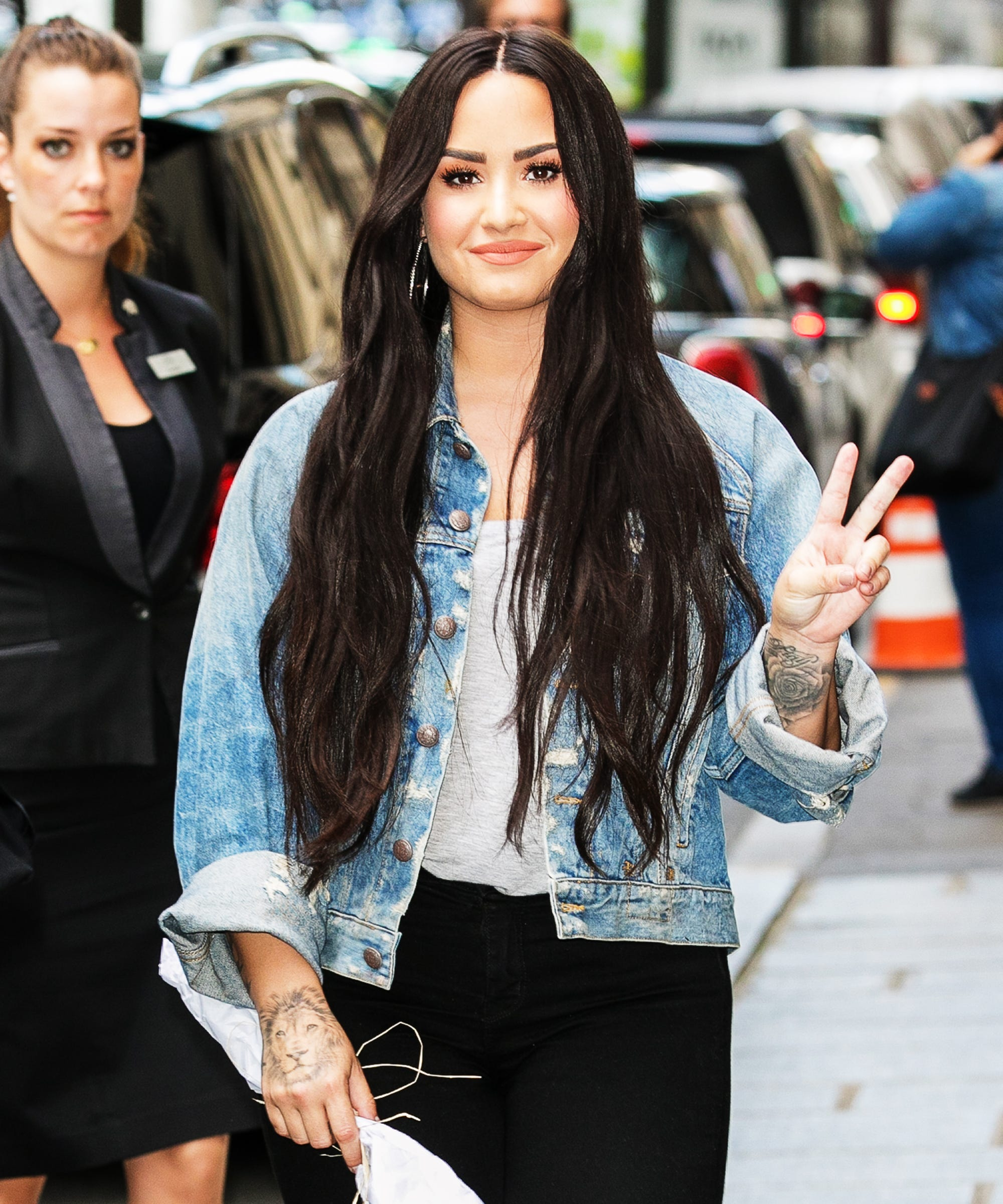 A Guide To Demi Lovatos Meaningful Tattoo Designs